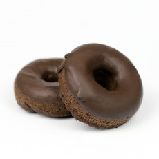 Schoko Donuts | 2er Pack