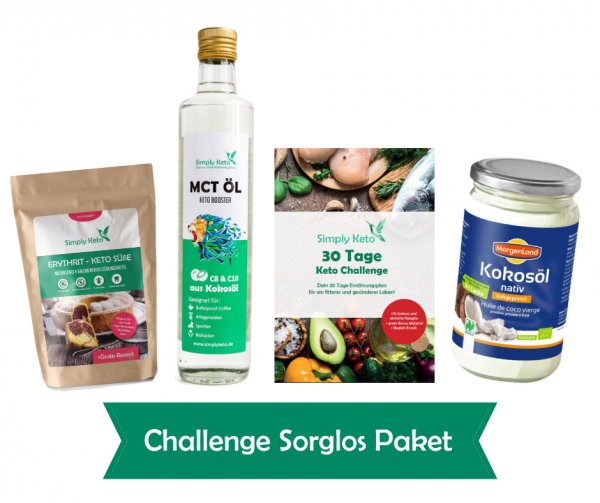 Challenge Sorglos Paket