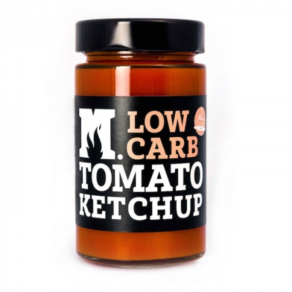 Low-Carb Tomato Ketchup | 250 g