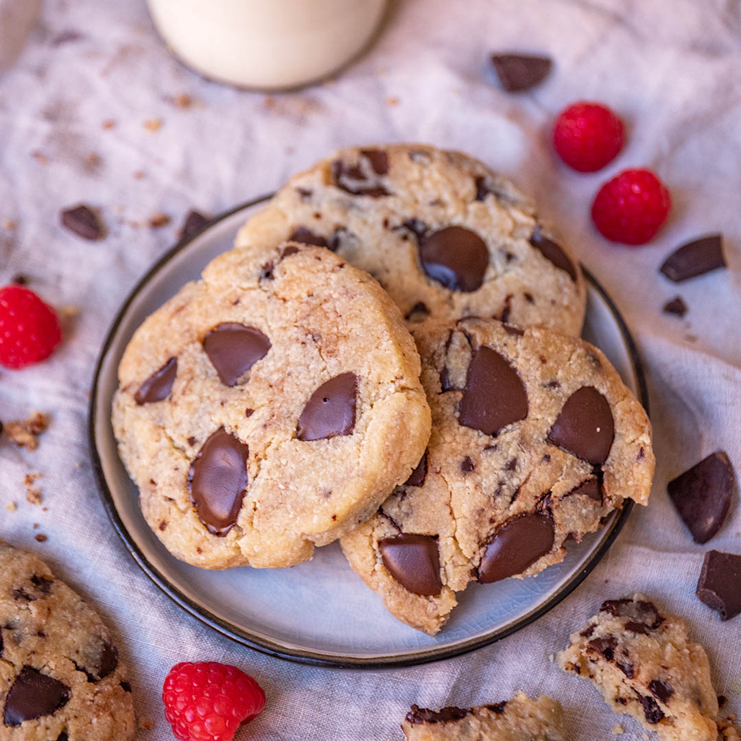 Low-Carb & Keto Mikrowellen Cookies