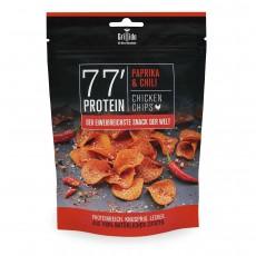 Chicken Chips | Chili & Paprika