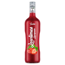 Lowlimes Low-Carb Erdbeer Likör | Streng Limitiert