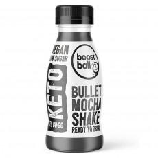 trinkfertiger Keto-Shake mit MCT | Bullet Mocha