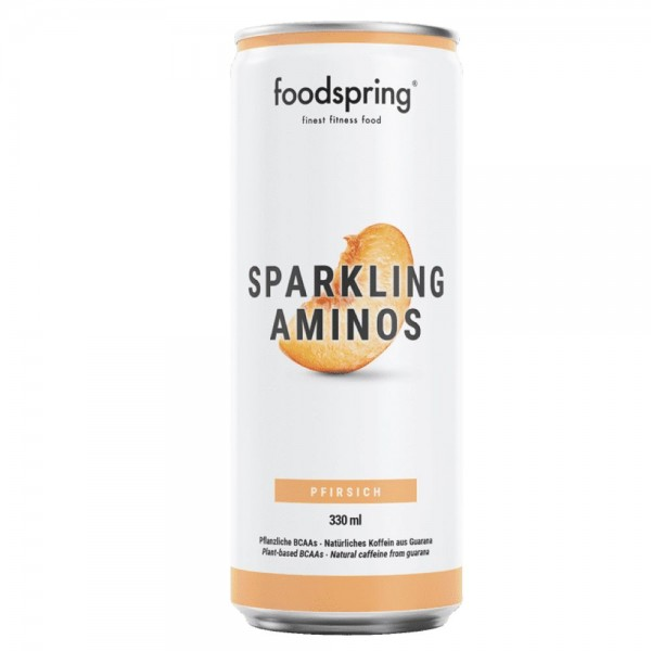 Pfirsich / Peach Sparkling Aminos