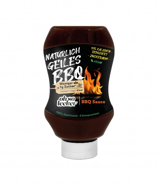 BBQ Sauce 350g