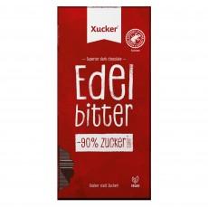 Edelbitter Schokolade | Xylit