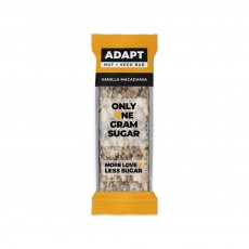 Vanilla Macadamia Nut & Seed Bar