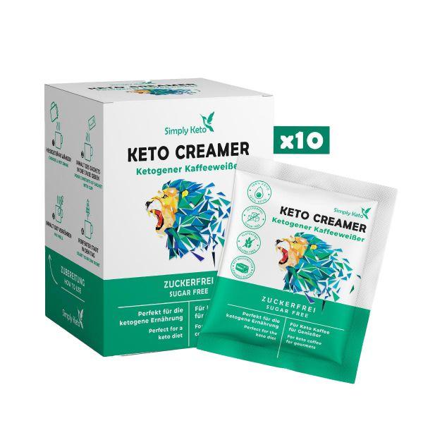 Keto Creamer 10er Box