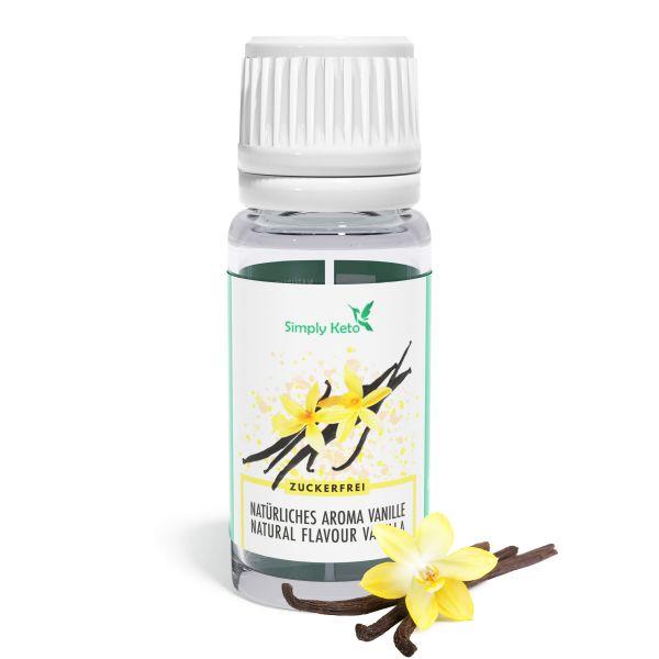Natürliches VANILLE Aroma Zuckerfrei
