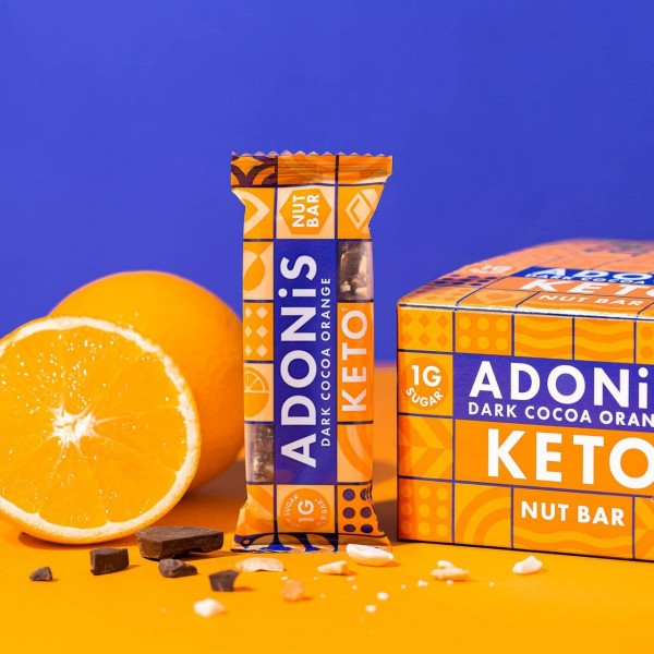 Dark Cocoa Orange | MAXIPACK mit 16 Stück