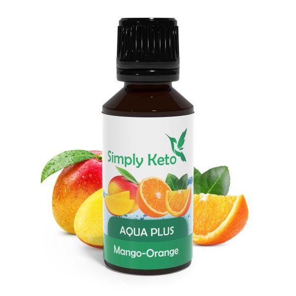 Aqua Plus Mango-Orange