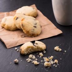 KOKOS-COOKIES mit Chocolate Chips | 5er Pack ²