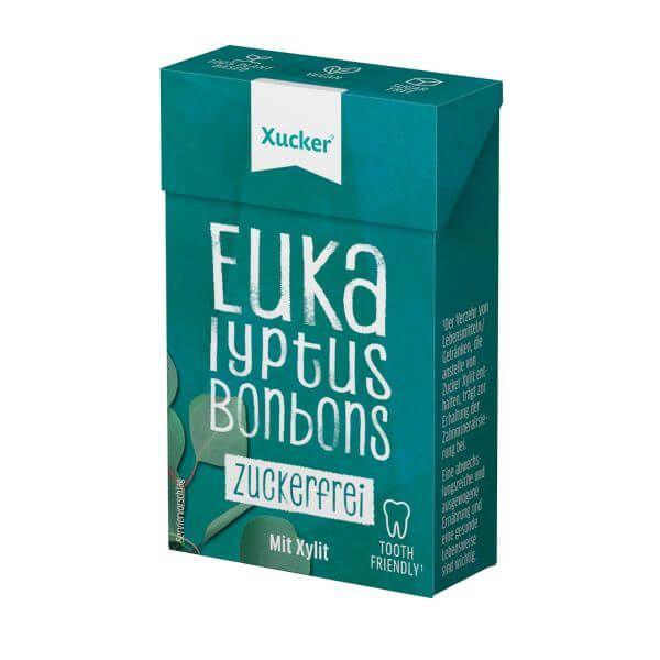 Bonbons mit Xylit | Eukalyptus