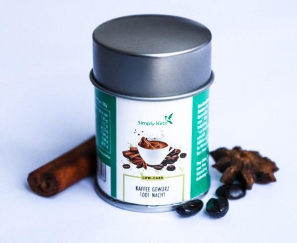 Orientalisches Kaffee Gewürz