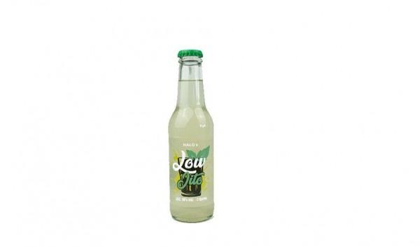 Lowjito | Alkoholhaltiger zuckerfreier Cocktail