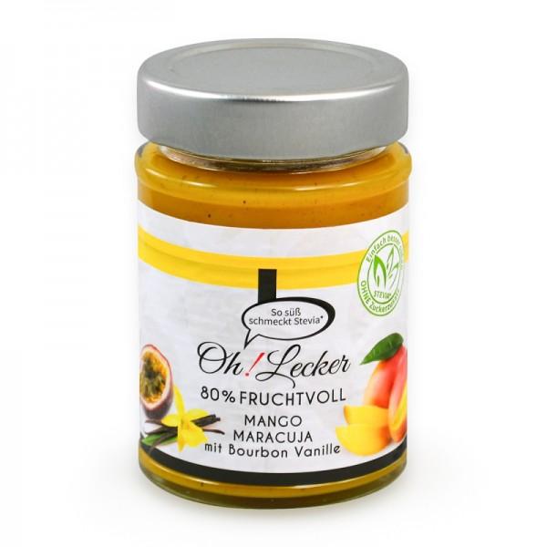 MANGO-MARACUJA 80% Fruchtaufstrich