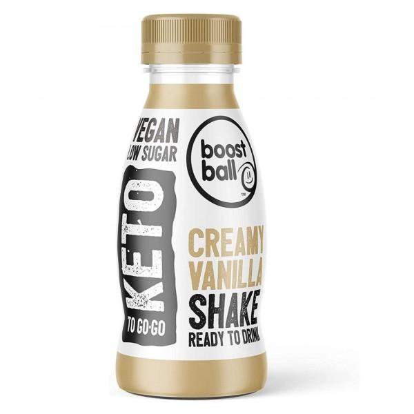 trinkfertiger Keto-Shake mit MCT | Creamy Vanilla