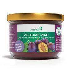 Pflaumen Fruchtaufstrich mit Erythrit 230g