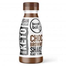 trinkfertiger Keto-Shake mit MCT | Choc Brownie
