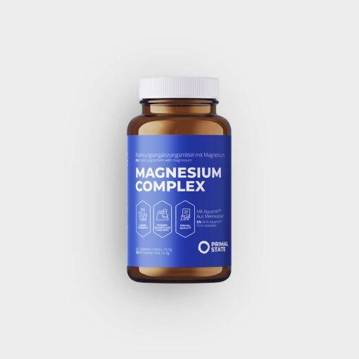 Magnesium PRIMAL MAG pur & organisch | 60 Kapseln