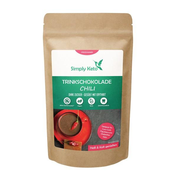 Chili Trinkschokolade 180g