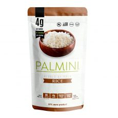 Low Carb Reis aus Palmenherzen