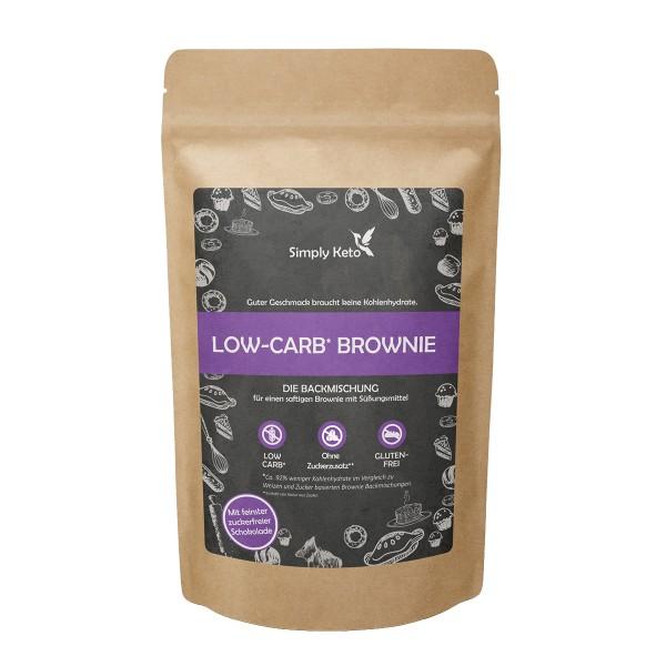 Brownie Backmischung