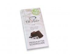 Schokolade | Edelbitter 72% Kakao