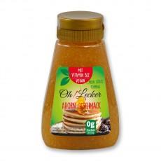 Zuckerfreier Stevia Sirup mit Ahorn-Geschmack