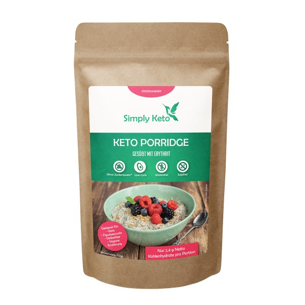 Porridge 980g   VORTEILSPACK