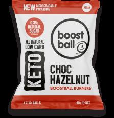 Choc Hazelnut Keto Balls