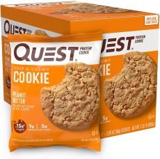Peanut Butter Protein Cookie | MAXIPACK mit 12 Stück