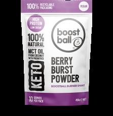Keto Berry Burst Veganer Proteinshake