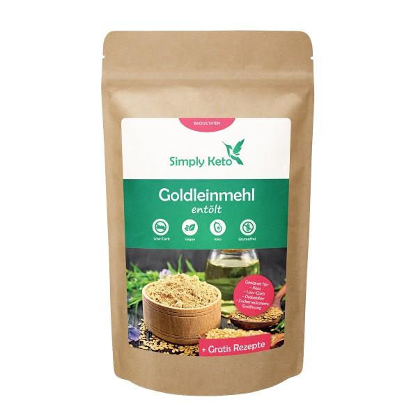 Goldleinmehl 500g | entölt