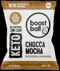 Chocca Moccha Keto Balls