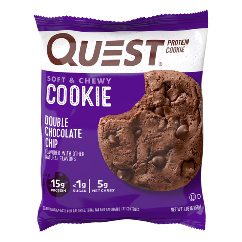 DOUBLE Chocolate Chip Protein COOKIE