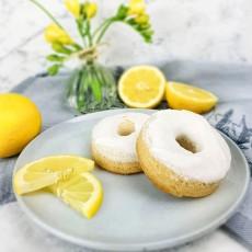 Zitronen Donuts | 2er Pack