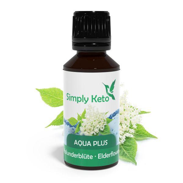Aqua Plus Holunderblüte