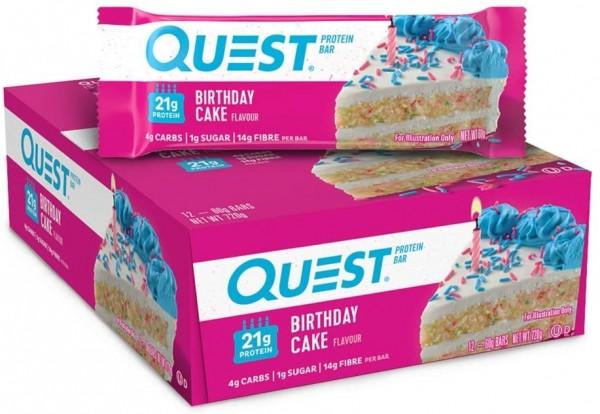 Birthday Cake | Maxipack mit 12 Stück