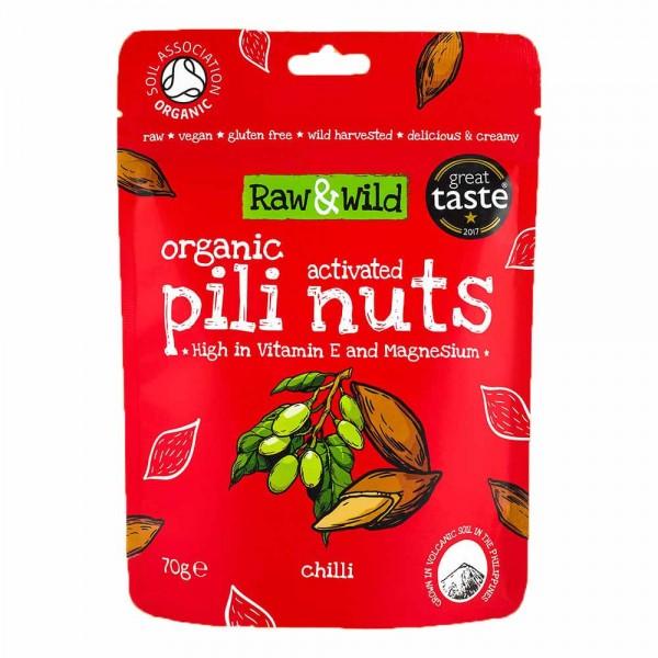 Pili Nüsse Chili (70g) | Bio