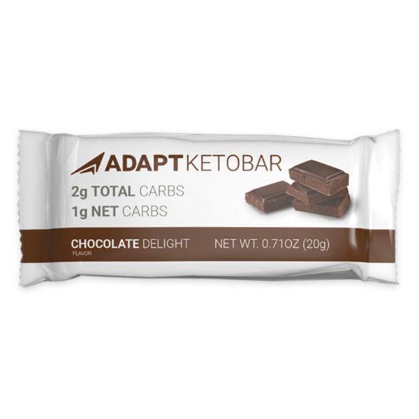 Chocolate Delight Keto Bar