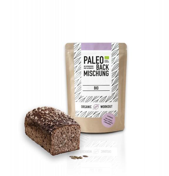 Bio Paleo Brot Backmischung