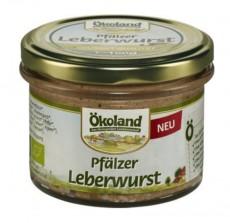 Leberwurst Pfälzer Art | Bio