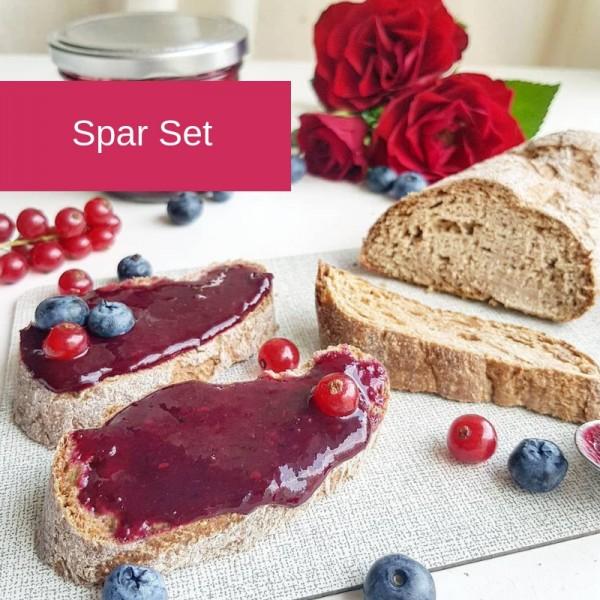Spar Set: Baguette + Marmelade