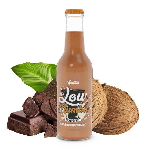 Lowmumba   Alkoholhaltiger zuckerfreier Schoko-Cocktail