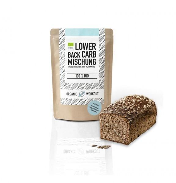 Low Carb Backmischung Bio 350 g