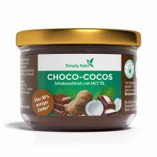 Choco-Coco Creme mit MCT Öl 230ml
