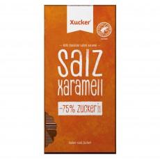 Vollmilch Salz-Karamel Schokolade | Xylit