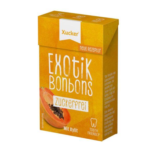 Bonbons mit Xylit | Exotik