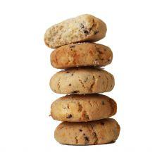KOKOS-COOKIES mit Chocolate Chips | 5er Pack